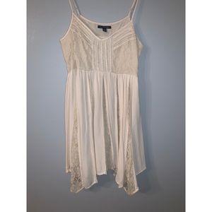 Short Floral Lace Dress